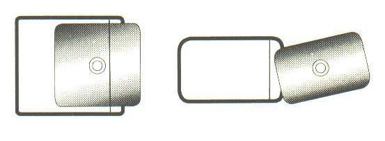 34163A, Adhesive Backed Media Holders