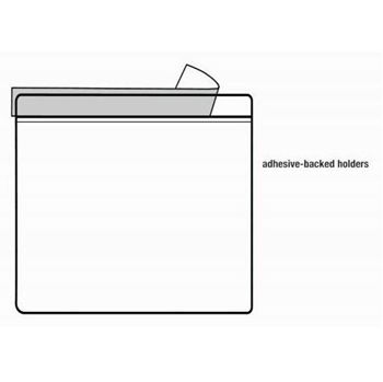 Adhesive-Backed Holders
