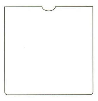 Thumb-Notched Envelopes